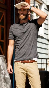 Cool Casual Men's Fashions Summer Outfits Ideas 47