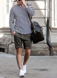 Cool Casual Men's Fashions Summer Outfits Ideas 51