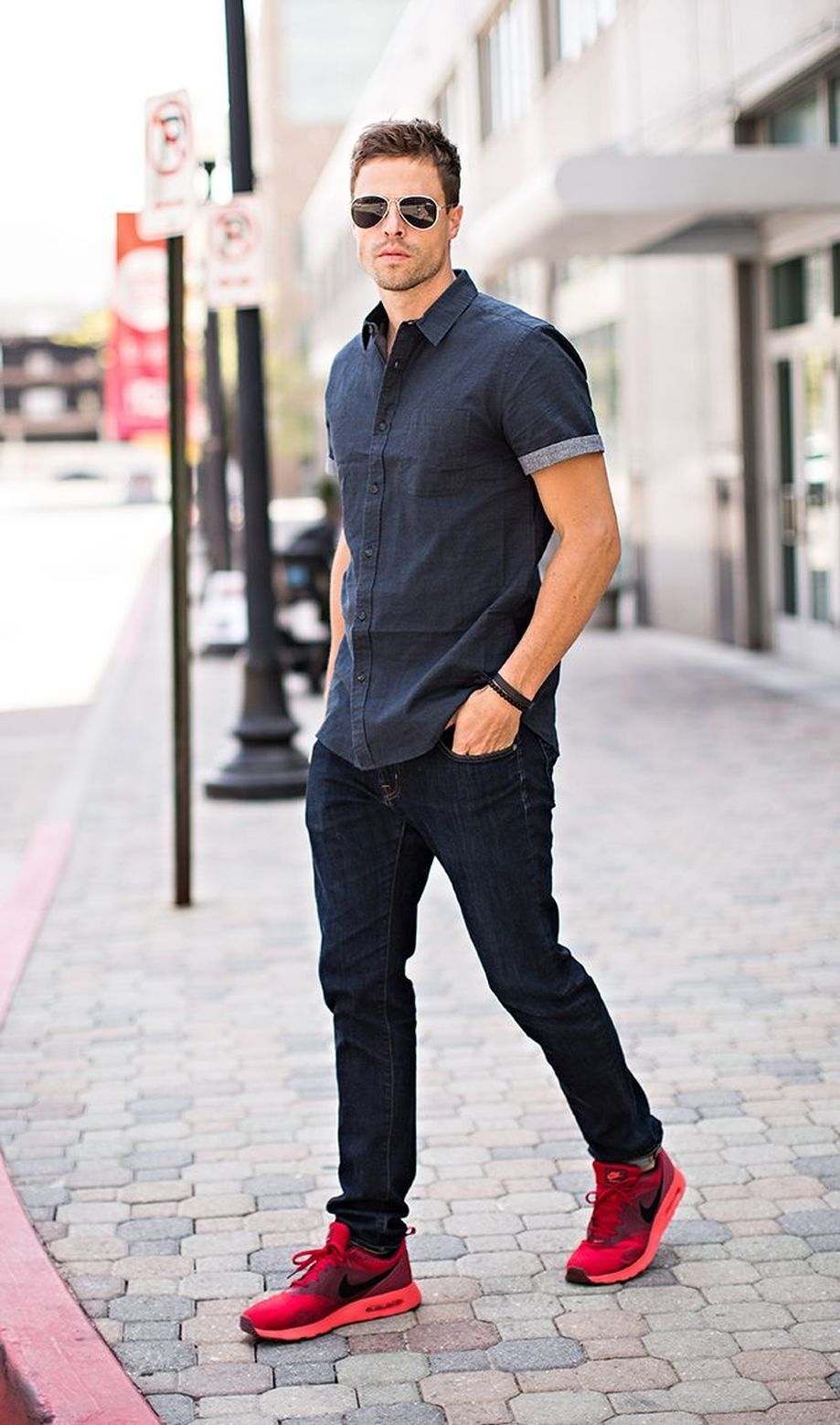 Cool Casual Men's Fashions Summer Outfits Ideas 56