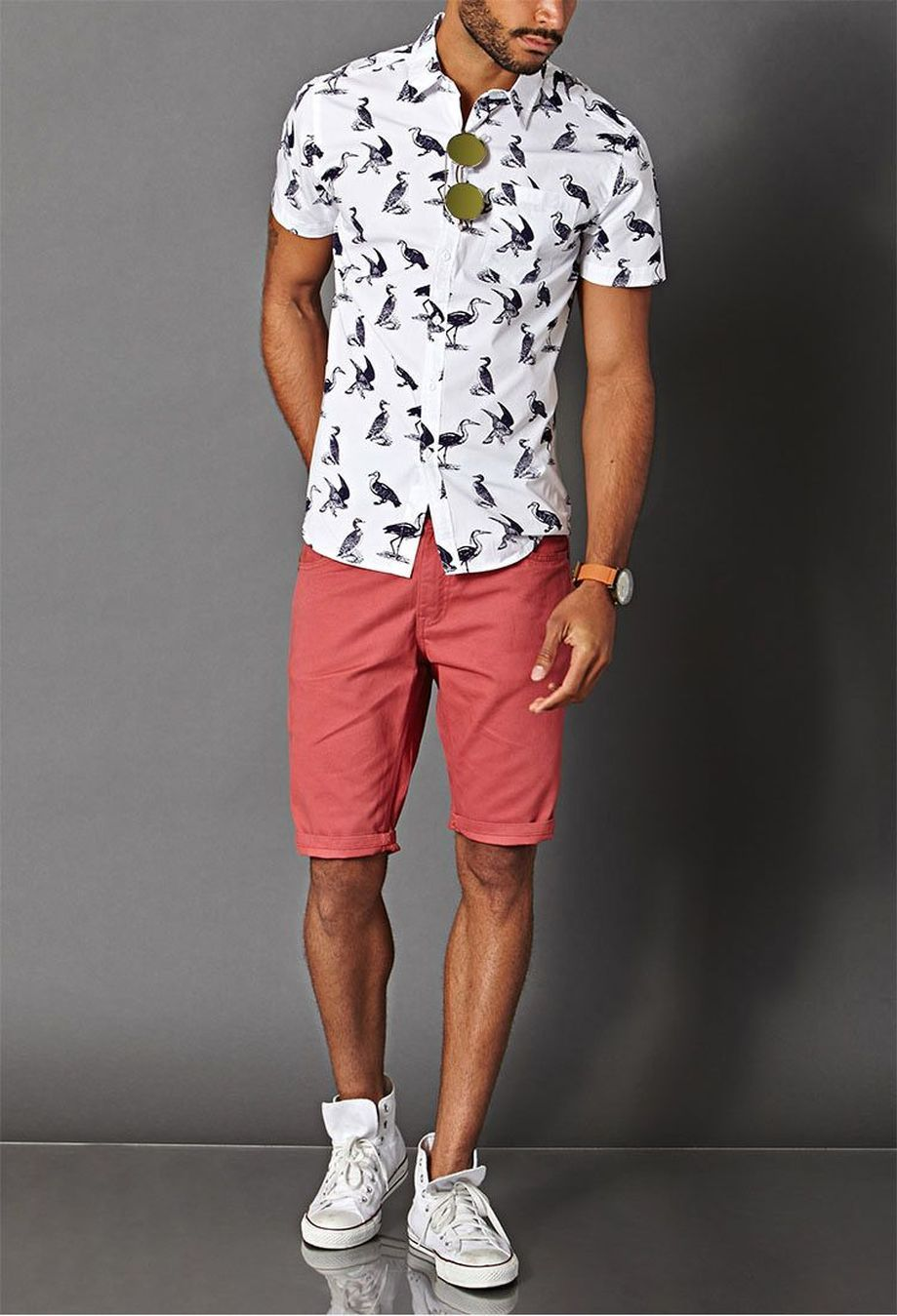 Cool Casual Men's Fashions Summer Outfits Ideas 59