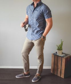 Cool Casual Men's Fashions Summer Outfits Ideas 6