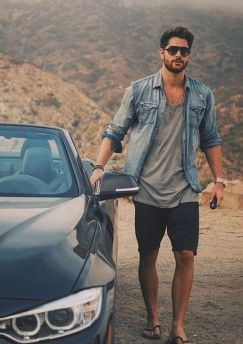 Cool Casual Men's Fashions Summer Outfits Ideas 61
