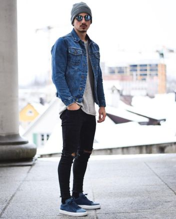 Inspiring Men's Spring Streetstyle Fashion Outfits 1