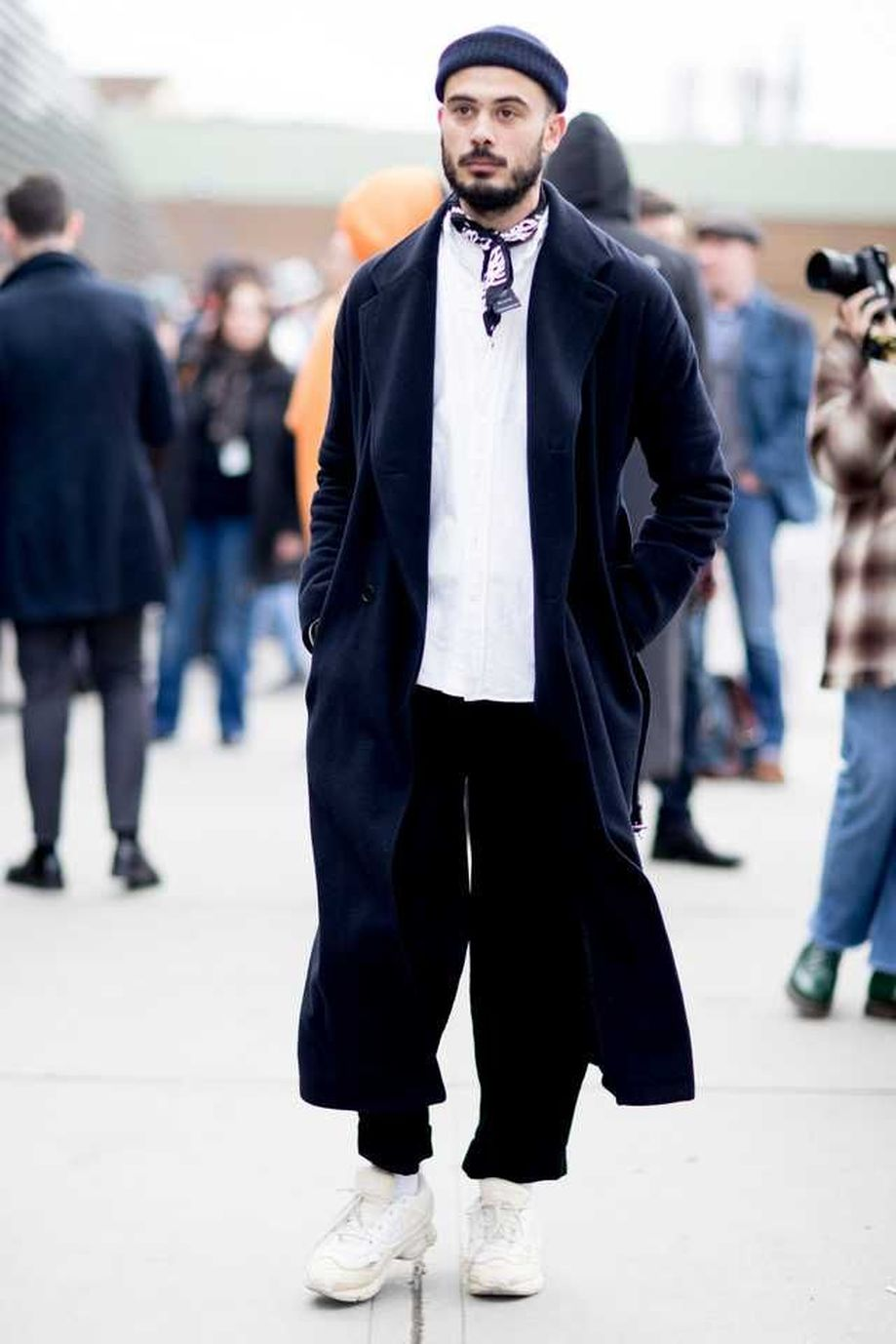 Inspiring Men's Spring Streetstyle Fashion Outfits 12