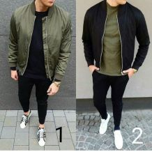 Inspiring Men's Spring Streetstyle Fashion Outfits 3