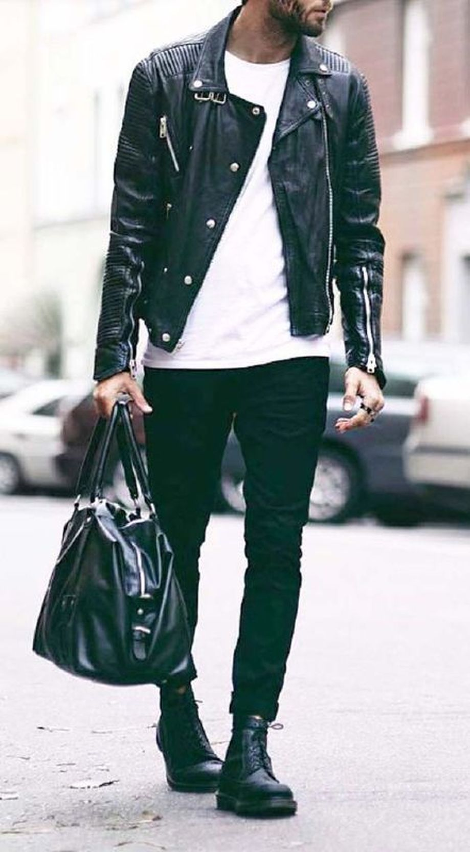 Inspiring Men's Spring Streetstyle Fashion Outfits 39