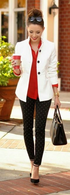 Swag Spring Fashions Outfits for Work 39