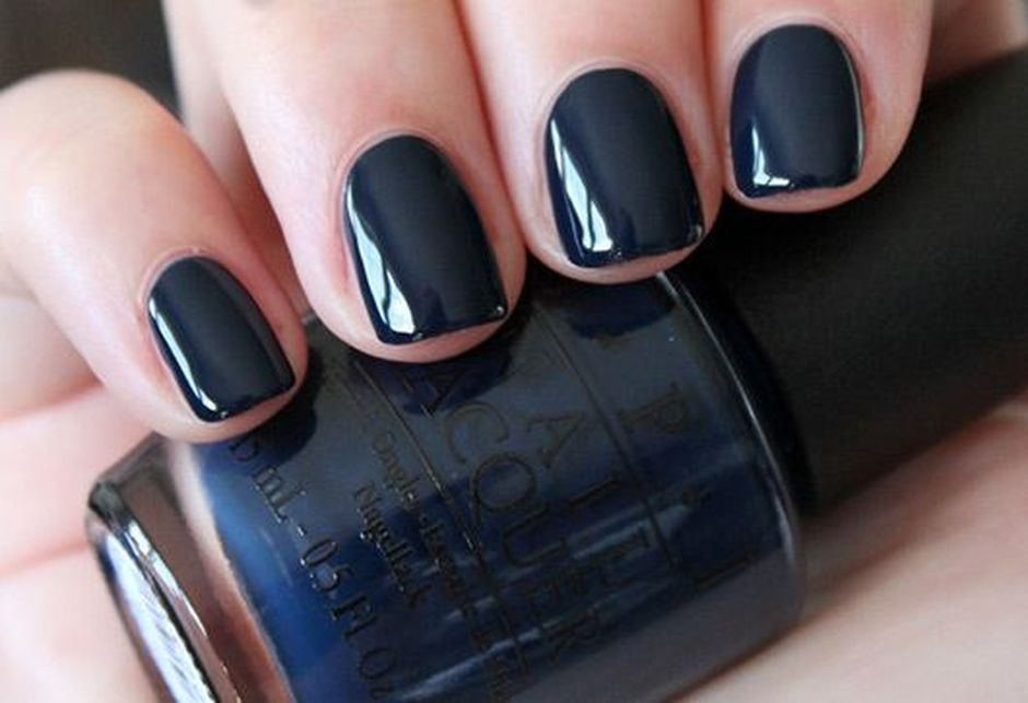 Sweet Blue Nails Ideas that Make Cool and Calm Appearance 28