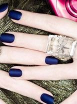 Sweet Blue Nails Ideas that Make Cool and Calm Appearance 65