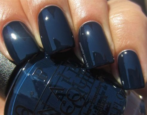Sweet Blue Nails Ideas that Make Cool and Calm Appearance 79