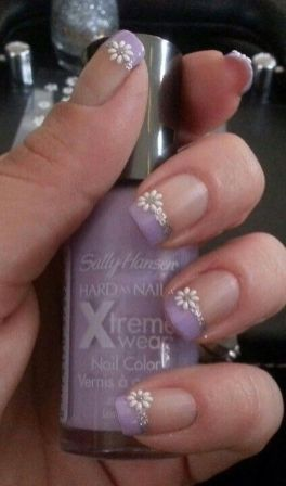 Cute and Easy Easter Nail Art Design Ideas 51