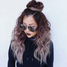 Ideas Mushroom Brown Hair That Makes You Look Stunning 17