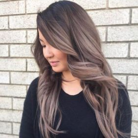 Ideas Mushroom Brown Hair That Makes You Look Stunning 6