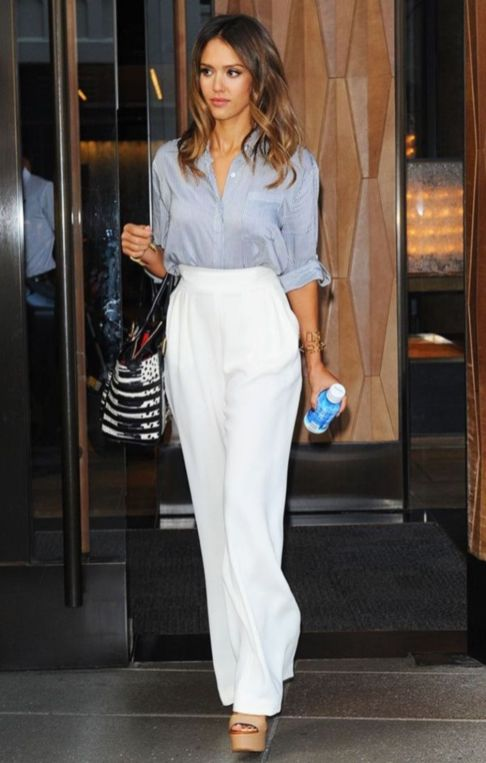 Simple Chick Work Outftis Style Ideas for this Spring 10