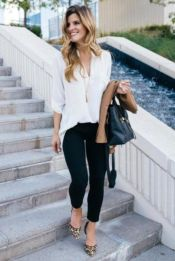 Simple Chick Work Outftis Style Ideas for this Spring 14