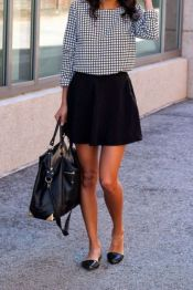 Simple Chick Work Outftis Style Ideas for this Spring 15