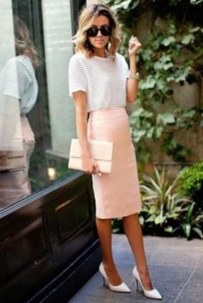 Simple Chick Work Outftis Style Ideas for this Spring 5