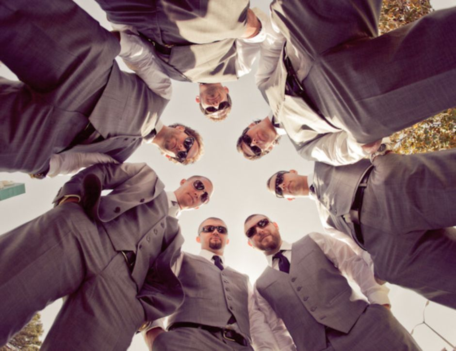 100+ Groomsmen Photos Poses Ideas You Can't Miss 106