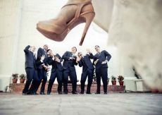 100+ Groomsmen Photos Poses Ideas You Can't Miss 115