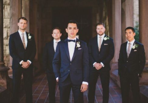 100+ Groomsmen Photos Poses Ideas You Can't Miss 22