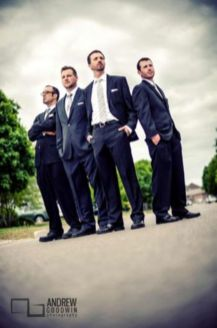 100+ Groomsmen Photos Poses Ideas You Can't Miss 31