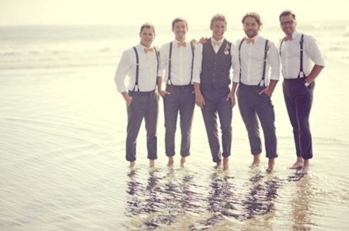 100+ Groomsmen Photos Poses Ideas You Can't Miss 32