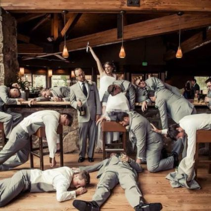 100+ Groomsmen Photos Poses Ideas You Can't Miss 4
