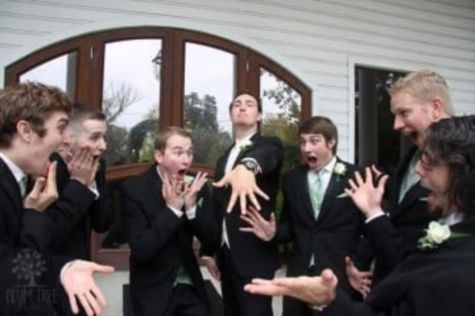 100+ Groomsmen Photos Poses Ideas You Can't Miss 53