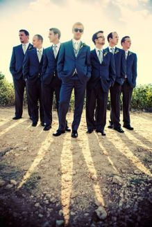 100+ Groomsmen Photos Poses Ideas You Can't Miss 74