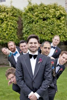 100+ Groomsmen Photos Poses Ideas You Can't Miss 75