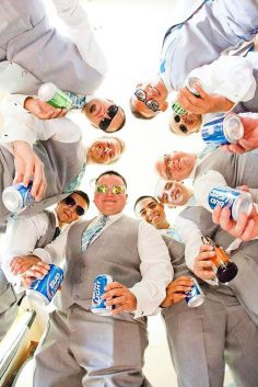 100+ Groomsmen Photos Poses Ideas You Can't Miss 77