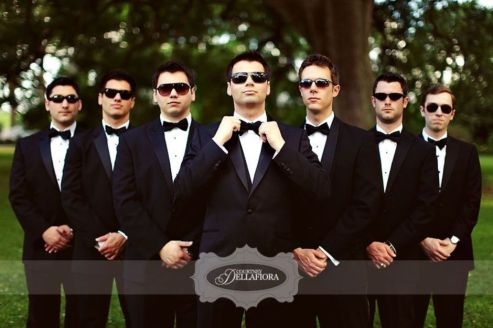 100+ Groomsmen Photos Poses Ideas You Can't Miss 85