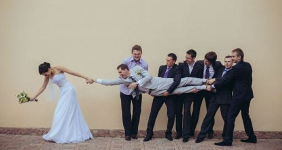 100+ Groomsmen Photos Poses Ideas You Can't Miss 89