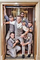 100+ Groomsmen Photos Poses Ideas You Can't Miss 95
