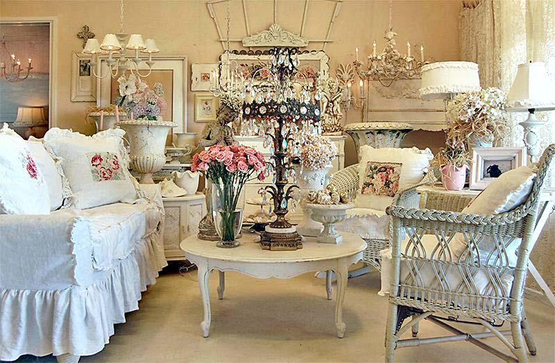 Benefits of cheap furniture  Shabby Chic