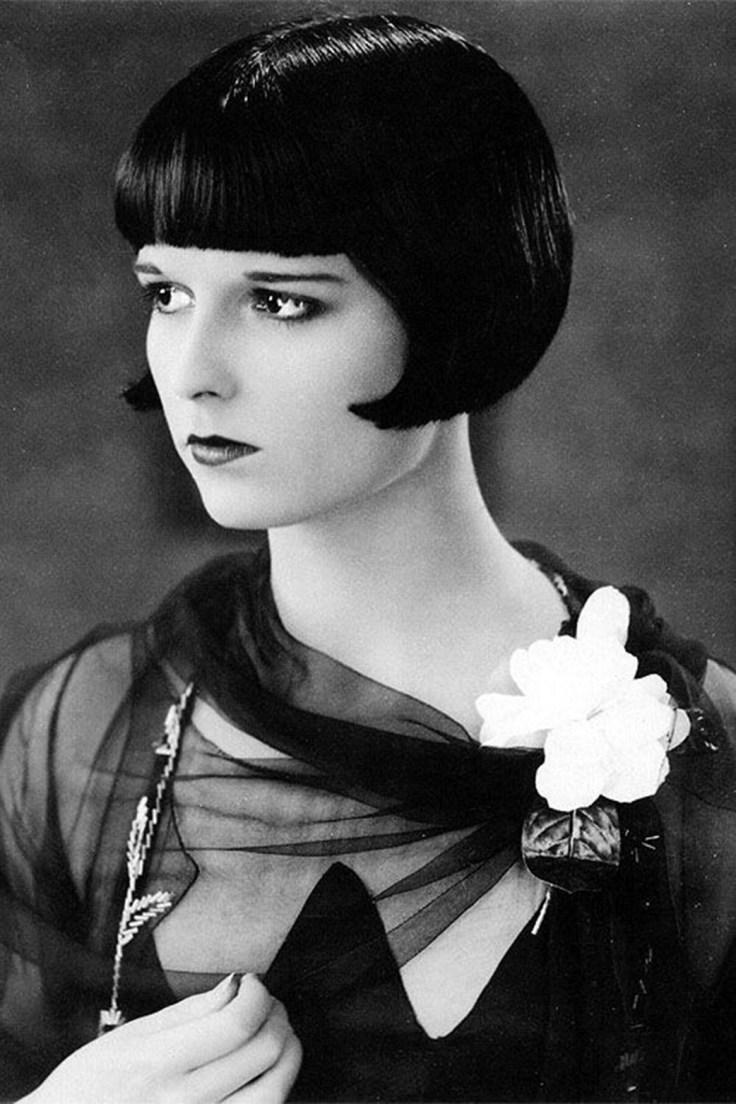 1920 women hairstyles pt. 1