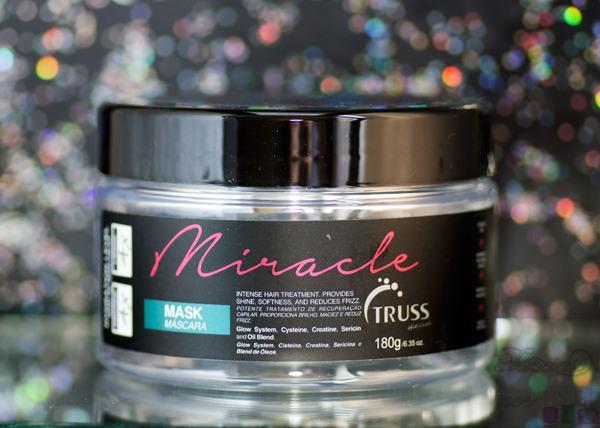 Truss - Miracle Mascara de tratamento