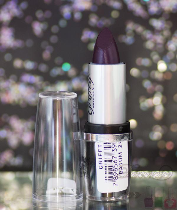 Griffty Makeup - Batom - Cor 26