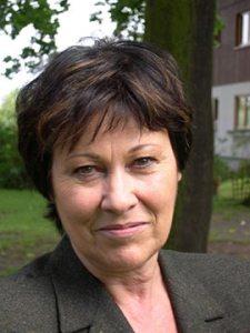 Portrait von Ellen Scholz