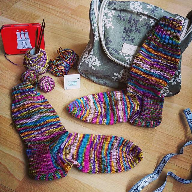 Ein Plädoyer für Stino Socken