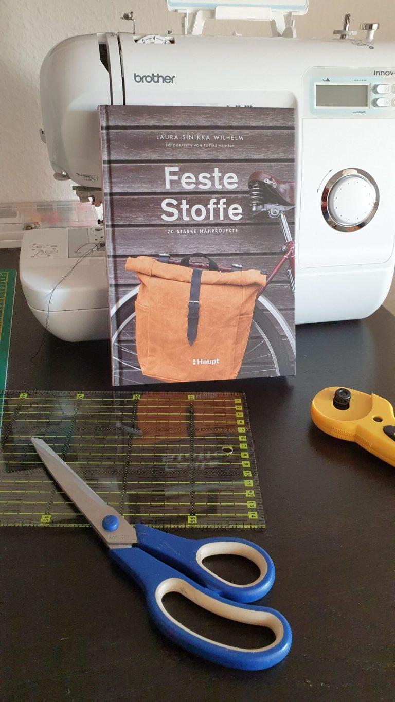 Feste Stoffe – 20 starke Nähprojekte von Laura Sinikka Wilhelm