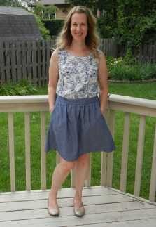 Everyday Skirt 2