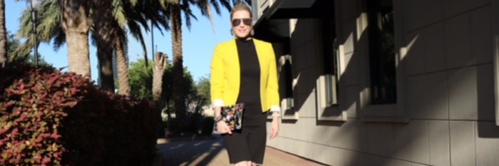 """The """"Polished Professional"""": Dressing for success"""
