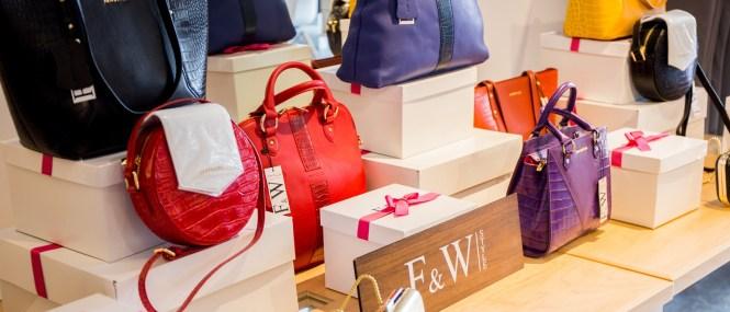 Handbag Designer Alexandria Alli Just Start