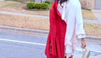 The powerful little red dress  Why your closet needs it today