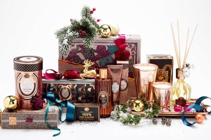 【11月16日発売】SABON|贅沢なアロマや冬のマストアイテムをそろえたセットが発売!サボンのクリスマス コレクション第2弾