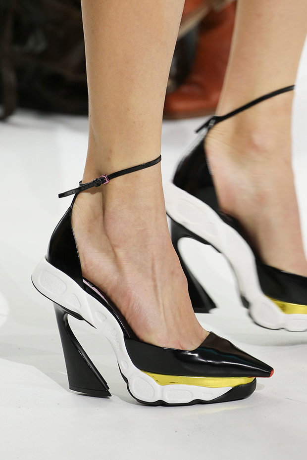 Dior Shoes  Fall 2014  Fashion Salad