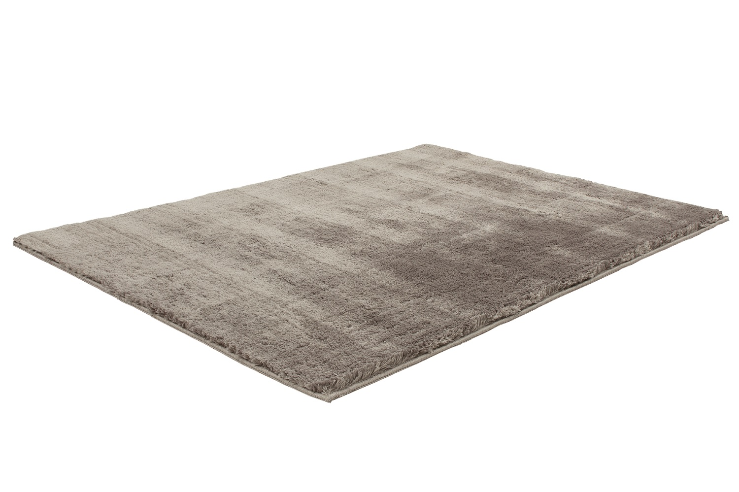 Teppich Hochflor Taupe Teppich Obsession Curacao 490 Taupe Raum Quadrat
