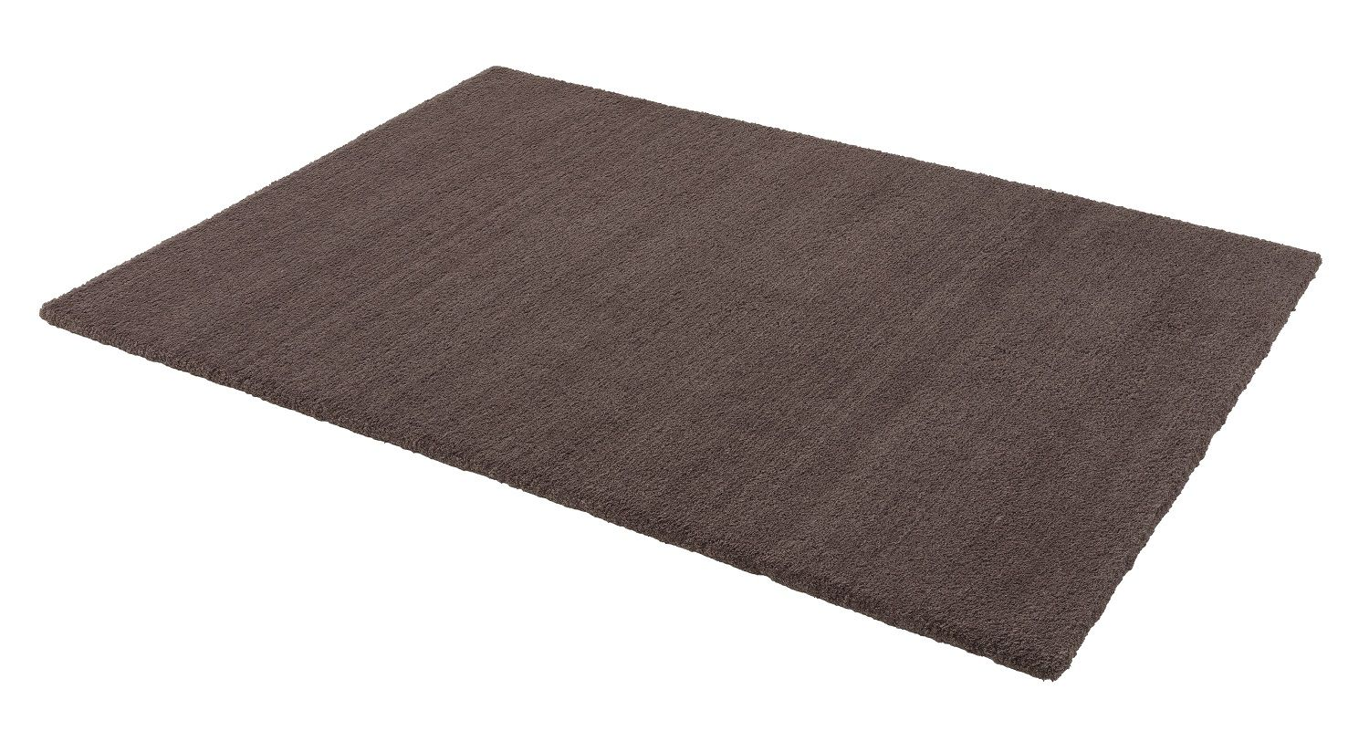 Teppich Hochflor Taupe Teppich Astra Livorno Deluxe 170 084 Taupe Raum Quadrat