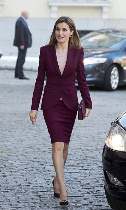 From Queen Letizia To Kate Middleton A Gallery Of The